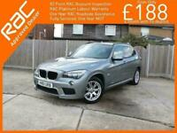2011 BMW X1 X1 Xdrive20d M Sport Estate 2.0 Automatic Diesel Estate Diesel Autom