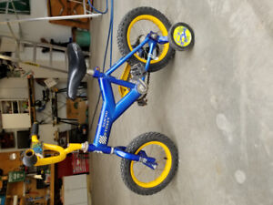 12 inch toddler bike