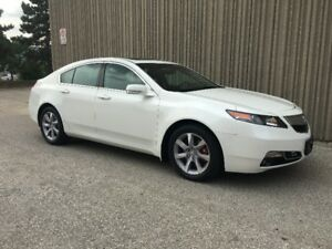 2013 Acura TL Base with only 43,000km!!