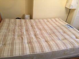 King size mattress £50 ono