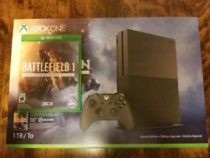 Xbox One S 1 TB (BF1 Special Edition)