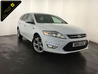 2011 61 FORD MONDEO TITANIUM TDCI DIESEL ESTATE 1 OWNER FORD HISTORY FINANCE PX