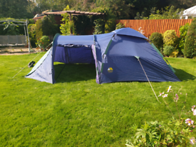 Tent Khyam 3 berth