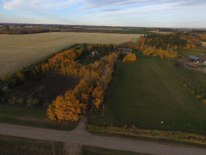 11.5 ACRES.Great location, very private.Possible subdivide.