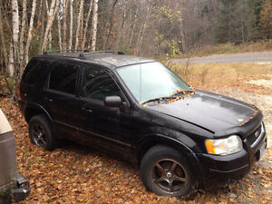 2003 Ford Escape LTD as is or parts