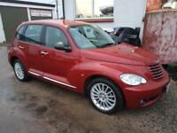 Chrysler PT Cruiser 2.2CRD Limited, Only 42,927 miles, Service History, Mot