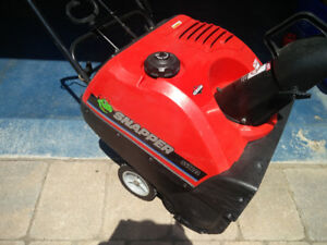 Snapper Snow Blower: Snapper SS5022 - barely used