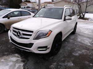 2014 Mercedes Benz GLK 250 AWD