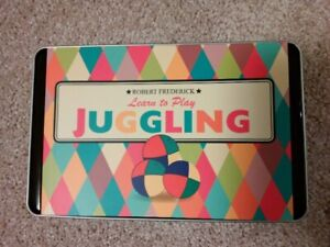 Robert Frederick Learn to Play Juggling - new