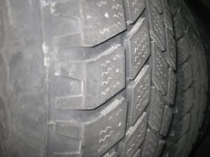 Winter tires Kawartha Lakes Peterborough Area image 2