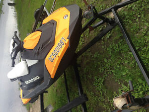 Selling my 2up seadoo spark with 38 hours.