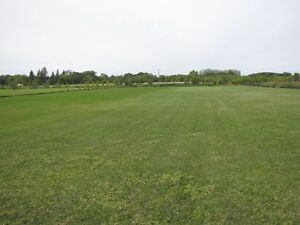 2 acre lot for sale near Lorette