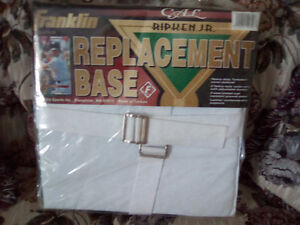 BRAND NEW FRANKLIN  BASEBALL REPLACEMENT BASE--30.00