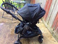 Baby jogger versa pushchair stroller