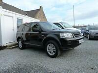 2013 (13) LAND ROVER FREELANCER 2 BLACK AND WHITE EDITION 2.2 TD4 ( 150 bhp )