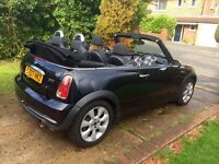 Convertible Mini One, 2007, low mileage, MOT, CHEAPEST on Gumtree