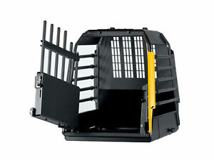 Dog travel crate/kennel for any vehicle