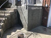 Stucco repairs and Pargings and brick