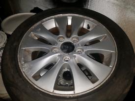 BMW 5x120 16in wheels