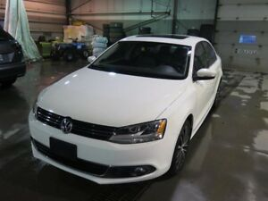 Volkswagen Jetta Highline*TDI* Highline*TDI* 2014