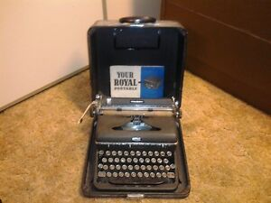 Antique Typewriters for sale