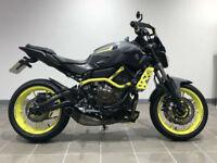 2017 Yamaha MT07 MotoCage