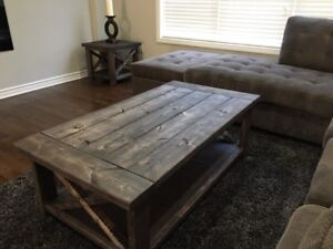 Rustic Coffee Tables - New