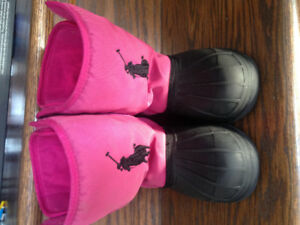 Ralph Lauren toddler snow boots
