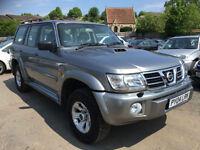 Nissan Patrol GR 3.0Di SVE - 2004 04