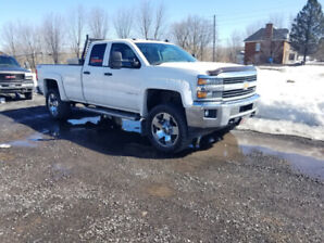 Silverado 2500hd Essence 2015 6.0litre