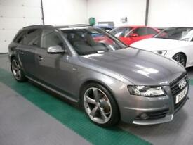 Audi A4 Avant 2.0TDI ( 170ps ) 2012MY quattro Black Edition