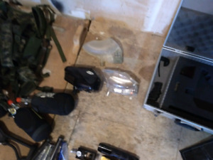 Paintball gear make me an offer on any thing or everything