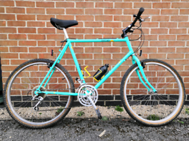 23inch Raleigh Montage 1988 vintage Mountain bike