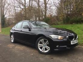 2012 BMW 3 Series 2.0 318d Sport 4dr (start/stop)