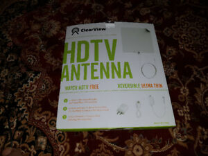 Clear View HD TV Indoor  Antenna