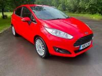 2013 Ford Fiesta 1.5 TDCi Titanium 5dr LOW MILEAGE DIESEL HATCHBACK Diesel Manu