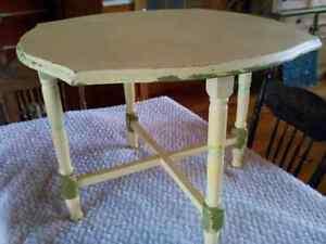 Vintage  Distressed Table