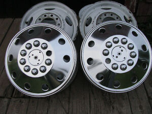 Motorhome rims for sale  19.5 x 6