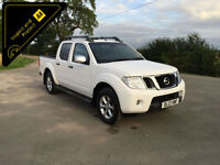 2013 NISSAN NAVARA TEKNA DCI DIESEL PICK-UP 4WD 1 OWNER FINANCE PX WELCOME