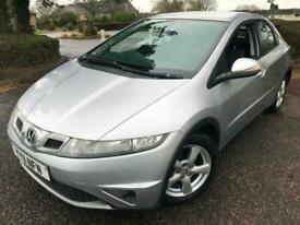 2011 Honda Civic 1.8 i-VTEC SE 5dr HATCHBACK Petrol Manual