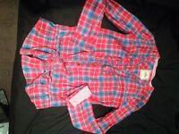 Ladies hollister shirt fab cond!