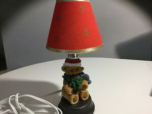 Lampe decorative de noel