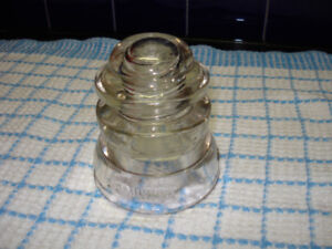 Antique Dominion Insulator