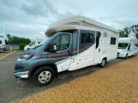 2015 AUTOTRAIL TRACKER FB 4 BERTH 2015 FIAT 2.3 MANUAL FIXED BED MOTORHOME WITH