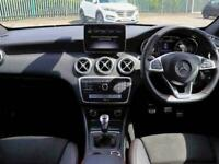 2017 Mercedes-Benz A Class A180 AMG Line 5dr Hatchback Petrol Manual
