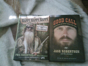 Duck dynasty, books