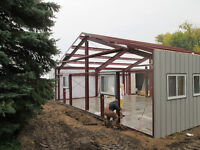Prefabricated Building Erecting Services in Brockville