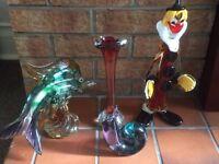 Murano Glass Items