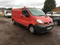 Renault Trafic 1.9TD LL29dCi 100 P/X welcome