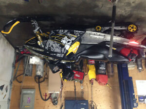 Revs sleds being parted out 2003-07 call 709-597-5150 lots parts